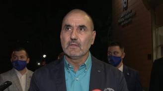 Цветан Цветанов: Нека ГЕРБ да не преминава границата на нормалната комуникация