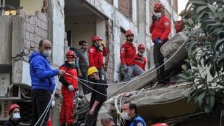 12 са вече жертвите от опустошителното земетресение в Турция