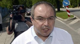 Излезе вторият PCR тест на министър Костадин Ангелов