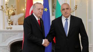 Борисов поднесе съболезнования на Ердоган в телефонен разговор