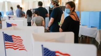 Над 85 млн. американци са участвали в ранното гласуване за президентските избори