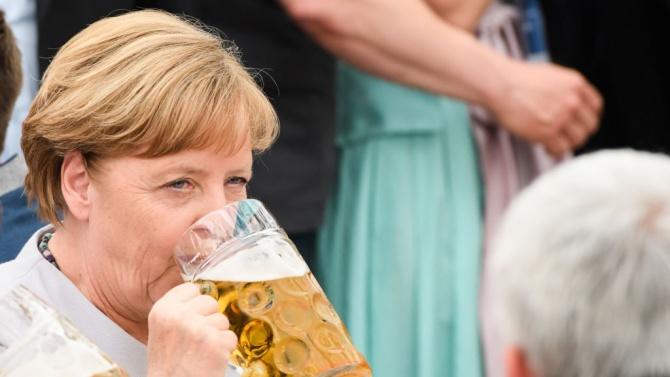 Бирария вкара Меркел в черен списък
