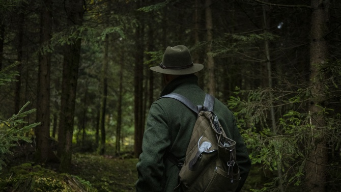 Ловец помисли колегата си за глиган, почти го уби
