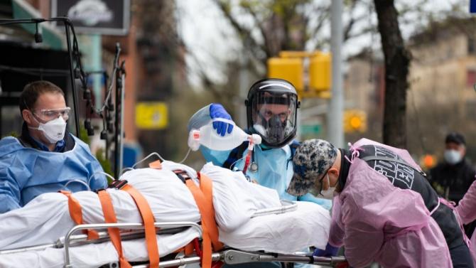 COVID-19 взе рекорден брой жертви в Иран