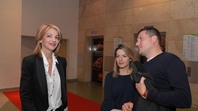 Бившата тв водеща Миа Сантова живее във Виена, където стана атентатът