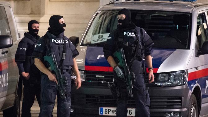 Откриха балканска връзка с терора във Виена