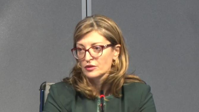 Захариева: Северна Македония системно не спазва Договора за добросъседство