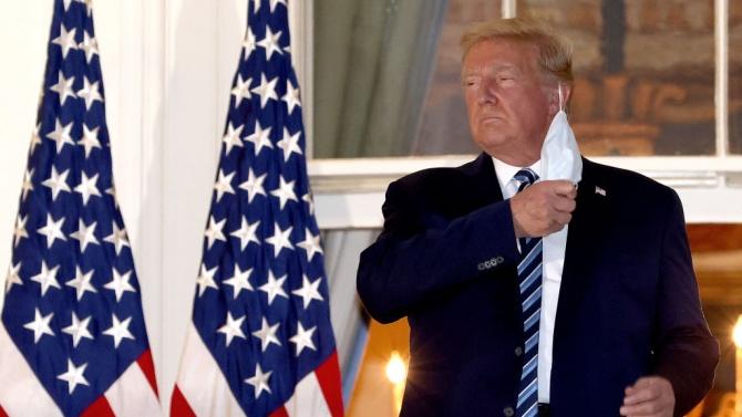 Тръмп уверен: Имам много солиден шанс да спечеля