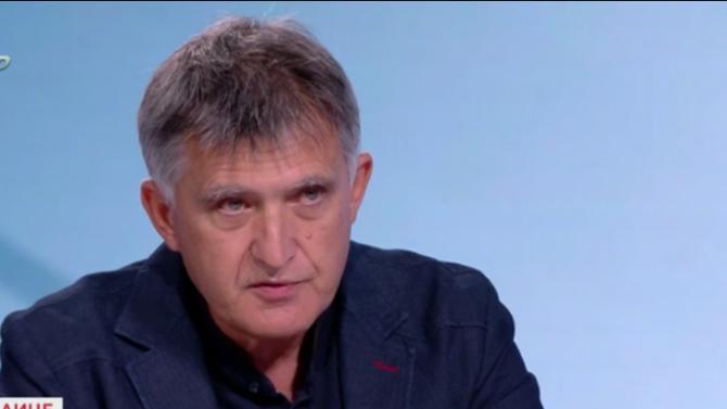 Проф. Николай Младенов показа тежките белодробни аномалии, причинени от COVID-19