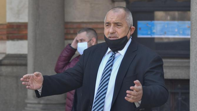 Борисов захапа Радев и обяви: Борим се за хората! Допълнителна финансова подкрепа ще има за семействата, лекарите, сестрите и полицаите