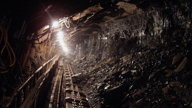 Запълват минните галерии в Перник