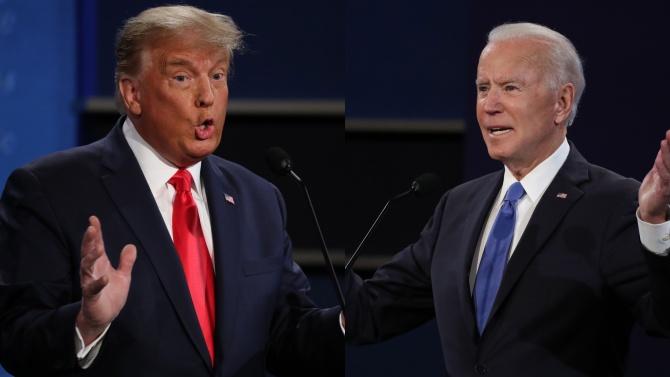Първи данни за изборите в САЩ: Ето в кои щати печелят Тръмп и Байдън