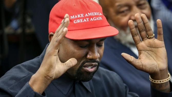 Кание Уест е събрал 60 000 гласа на президентските избори в САЩ
