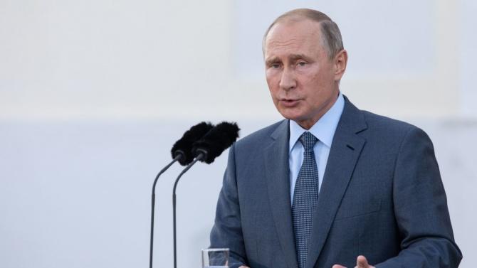 Путин подписа указ за намаляване на вредните емисии