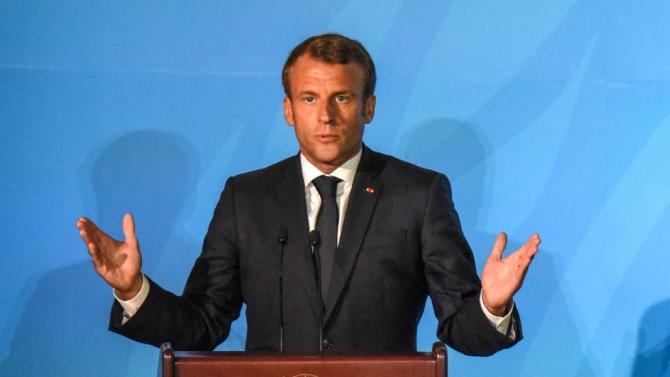 Макрон иска цялостна реформа на Шенген
