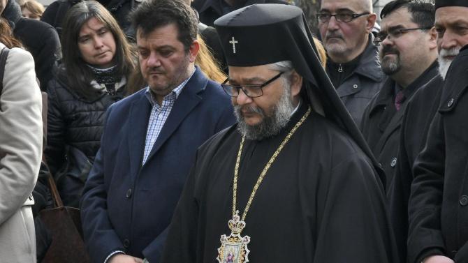 Старозагорският митрополит Киприан е с коронавирус