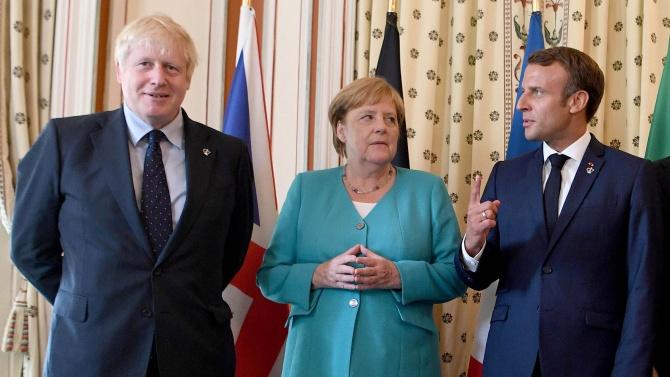 Редица европейски лидери поздравиха Джо Байдън за избирането му за