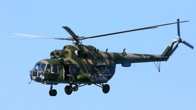 Свалиха руски военен хеликоптерв Армения, имазагинали