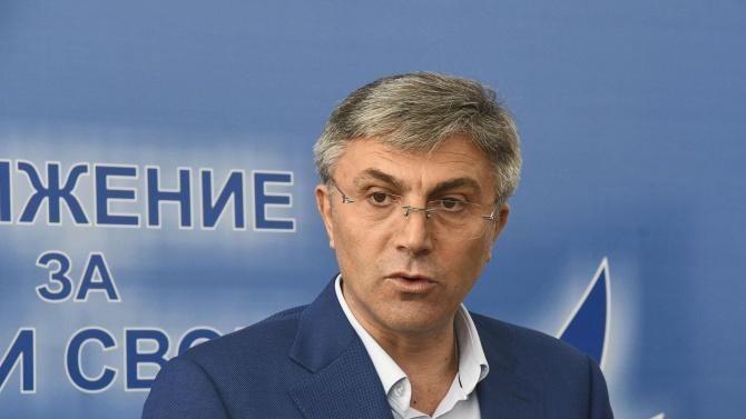 Мустафа Карадайъ: Само оставката на Румен Радев и правителството може да гарантира честни избори