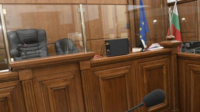 ССБ призова съдиите да ограничат разглеждането на дела в открити заседания заради епидемичната обстановка