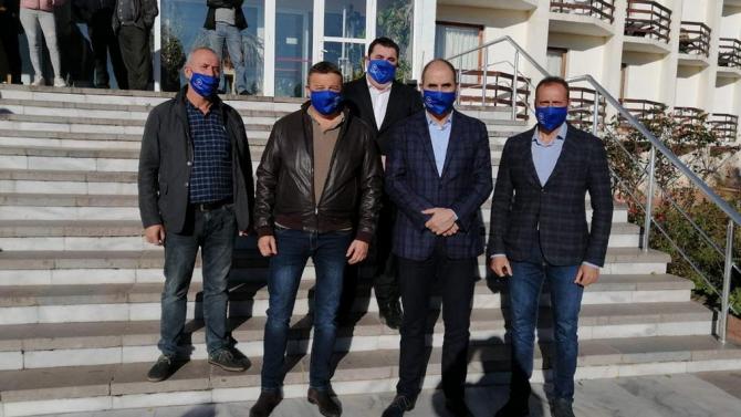 Павел Вълнев: Републиканци за България е единствената алтернатива за противодействие на ДПС