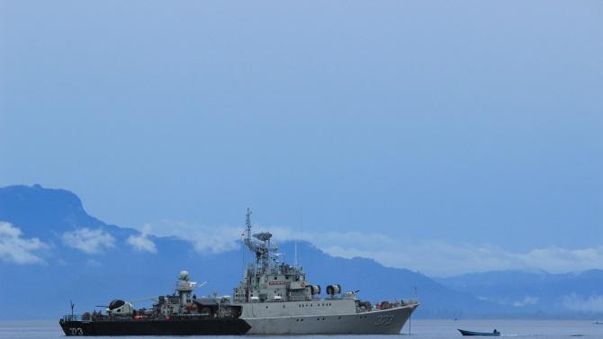 Пет кораба на НАТО влязоха в румънското пристанище Констанца