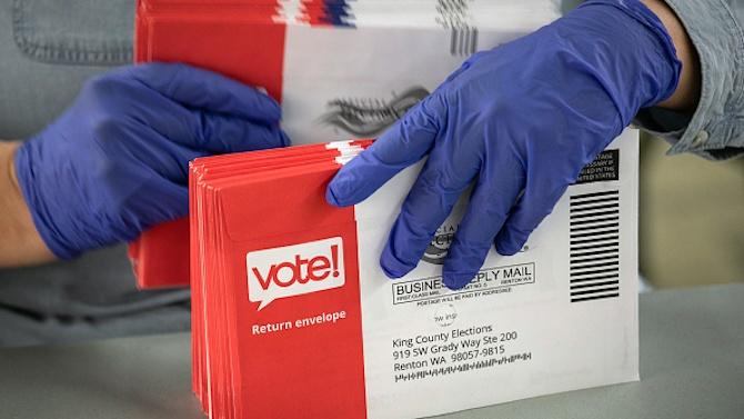 В Джорджия ще има ръчно преброяване на всички бюлетини от президентските избори
