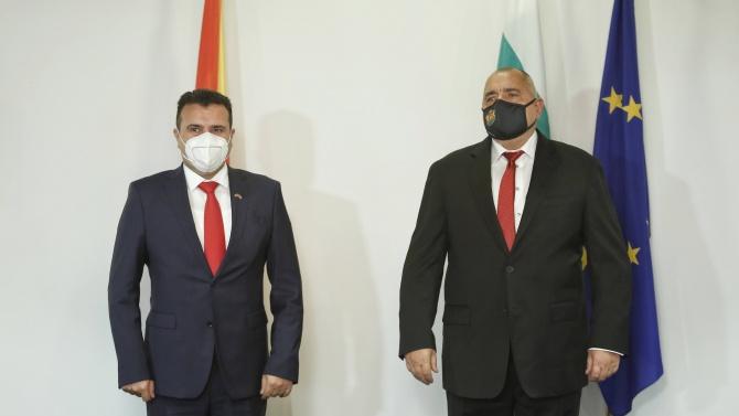 Зоран Заев: Няма да правим шоу от преговорите с България