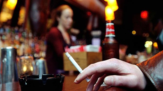 Пиенето и пушенето при 16-годишните в Европа намалява