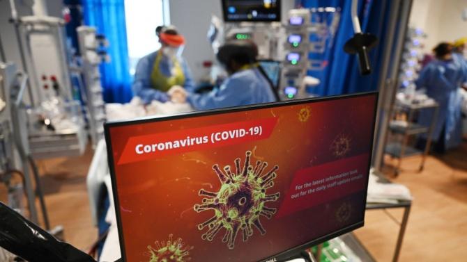 Беларус регистрира денонощен рекорд от 1098 нови случаи на коронавирус