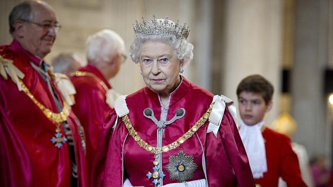 Британците с допълнителен почивен ден за платинения юбилей на Елизабет II