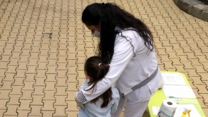 COVID-19 в монтанска детска градина, 18 души са под карантина