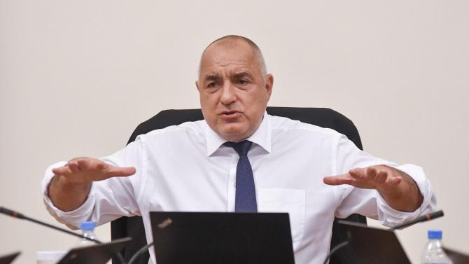 Борисов: Европа и светът са в криза, а българското производство расте