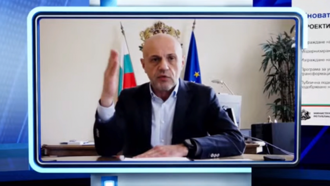 Томислав Дончев: Трябва да скъсаме с икономиката на ишлемето