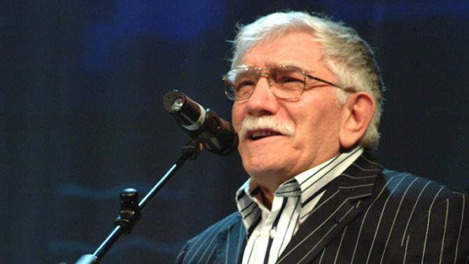 На 85-годишна възраст почина актьорът Армен Джигарханян