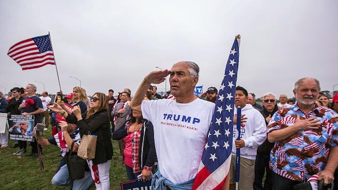 Привърженици на Тръмп се събраха във Вашингтон в подкрепа на твърденията му за изборни измами