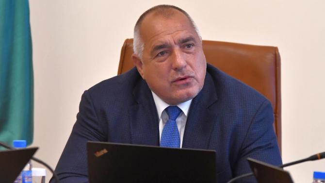 Бойко Борисов за Максим Минчев: Доказан и уважаван журналист, поклон пред паметта му