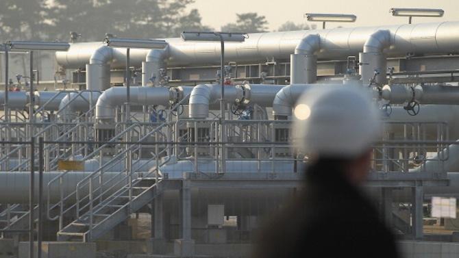 Започна търговската експлоатация на Трансадриатическия газопровод