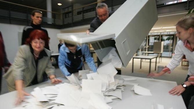 Проевропейската кандидатка Мая Санду води на втория тур на изборите за президент на Молдова