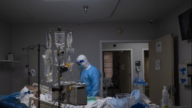 Рекорд от над 22 000 новозаразени от COVID-19 в Русия