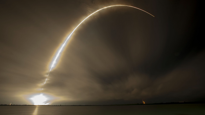 Мисията на европейската ракета носител Вега се провали