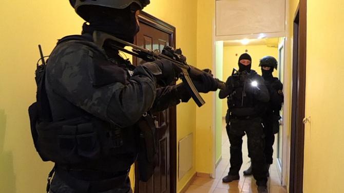 Удариха организирана престъпна група за лихварство и изнудване, действала във Варна
