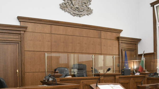 74 магистрати и 180 съдебни служители в страната са с коронавирус