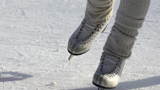 Рекордно голяма ледена пързалка ще радва малки и големи в Пловдив