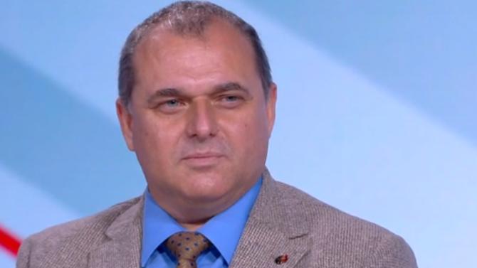 Искрен Веселинов за проявата на Джамбазки: Бил е афектиран