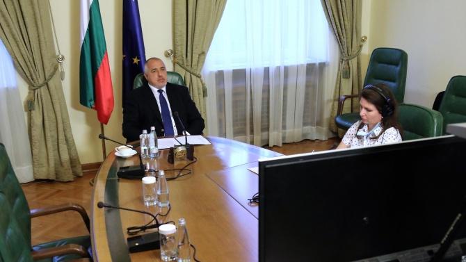 Борисов ще участва на заседание на Европейския съвет относно действията на ЕС срещу пандемията