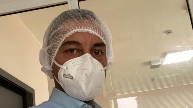 Областният координатор на ПП ГЕРБ – Стара Загора помага на пациенти с COVID-19