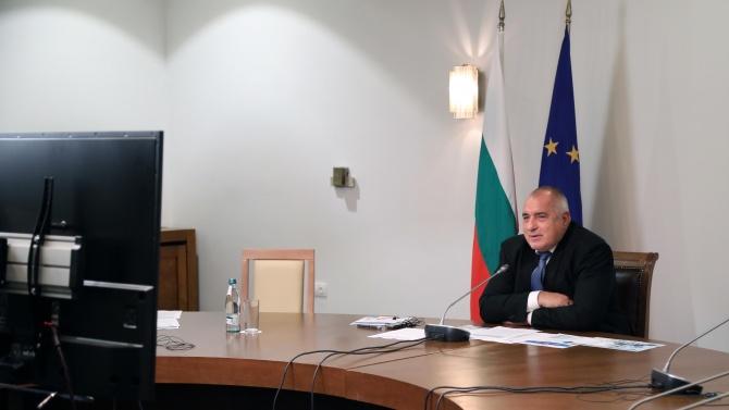 Борисов: Няма да налагаме забрани, ще продължим с гъвкавите мерки и ще пазим психиката на хората