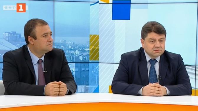 Депутати от ГЕРБ и БСП в спор за нерегламентирания превоз и споделеното пътуване
