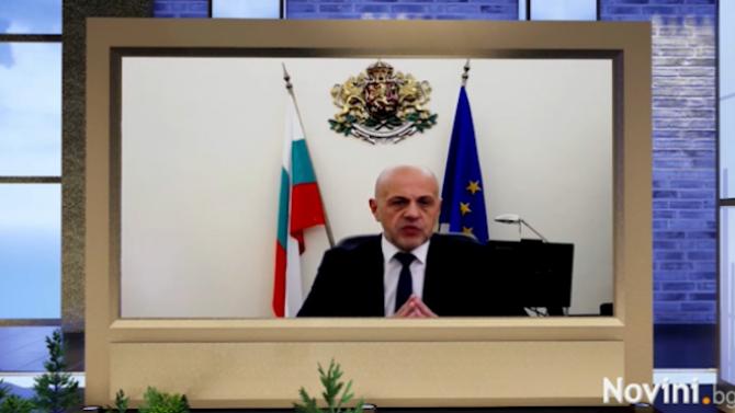 Томислав Дончев:  Планираме голяма инвестиция за дигиталната свързаност